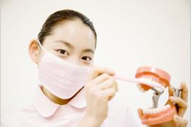 歯のクリーニング(PMTC)・ブラッシング指導のイメージ